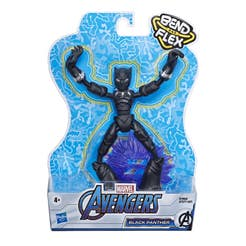 Marvel Avengers Bend And Flex Figura de Acción de 6 Pulgadas – Black Panther