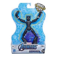 Marvel Avengers Bend And Flex Figura de Acción de 6 Pulgadas – Black Panther