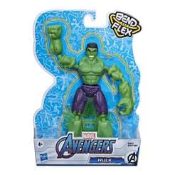 Marvel Avengers Bend And Flex Figura de Acción de 6 Pulgadas – Hulk