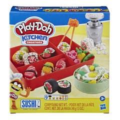 Play Doh E7915 Play-Doh Kitchen Set de Juego Creaciones de Sushi