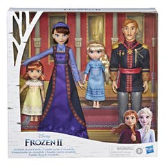Frozen E8042 Fd Arendelle Royal Family
