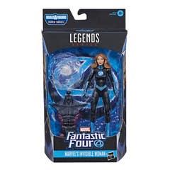 Marvel Fantastic Four Legends Figura 6 pulgadas - Marvel's Invisible Woman