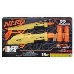 Nerf Alpha Strike Tiger Db 2 Target Set E8312