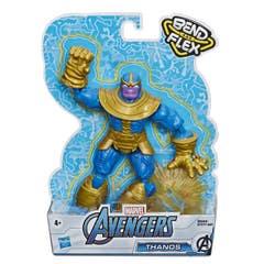 Marvel Avengers Bend And Flex Figura de Acción de 6 Pulgadas – Thanos