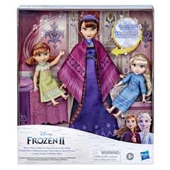 Frozen E8558 Queen Iduna Lullaby Set
