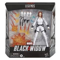 Marvel Legends Figura de Acción de 6 Pulgadas de Black Widow de Colección