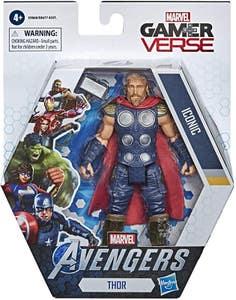 Marvel Avengers Figuras de Acción de 6 Pulgadas Básicas Square Enix - Thor
