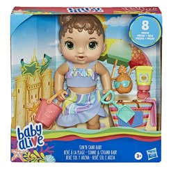 Baby Alive E8718 Beach Baby