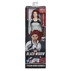 Marvel Black Widow Titan Figura de 12 pulgadas - Widow