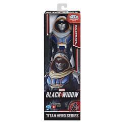 Marvel Black Widow Titan Figura de 12 pulgadas - Taskmaster