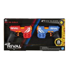 NERF E8764 Rival Clash Pack