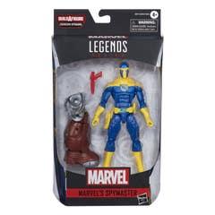 "Marvel Legends Figuras de 6"" Black Widow - Marvel's Spymaster"