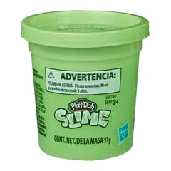 Play Doh E8802 Play-Doh Slime Simple Can Verde