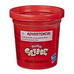 Play Doh E8803 Play-Doh Slime Simple Can Rojo