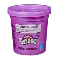 Play Doh E8805 Play-Doh Slime Simple Can Morado Metálico