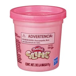 Play Doh E8808 Play-Doh Slime Simple Can Rosa Metálico