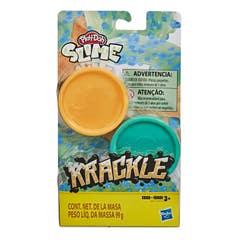Play Doh Krackle -  Naranja y Verde