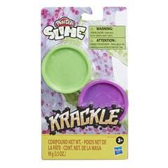 Play Doh Krackle - Verde y Morado