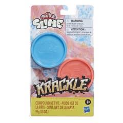 Play Doh Krackle - Naranja y Azul
