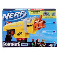 NERF E8890 For Smg-R W/Targets