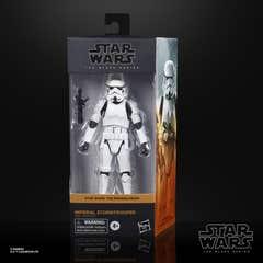 Star Wars The Black Series - Imperial Stormtrooper a escala de 15 cm - The Mandalorian - Edad: 4+
