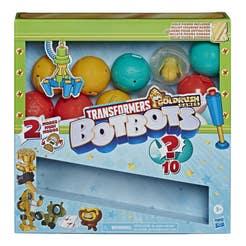 Transformers E8942 Transformers Toys BotBots Serie 6 Empaque sorpresa: Máquina con pinza