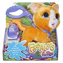 FurReal Peealots Big Wags - Gato