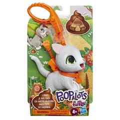 FurReal Poopalots Lil Wags - Gatito
