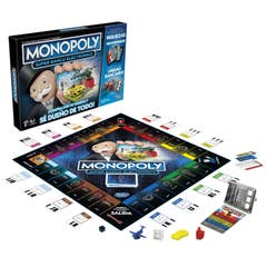 Hasbro E8978 Monopoly Ultimate Rewards