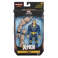 Marvel X-Men Legends Figuras de 6 Pulgadas - X-Man