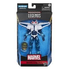 Hasbro Marvel Legends Series Gamerverse - Figura coleccionable de Mach-I de 15 cm