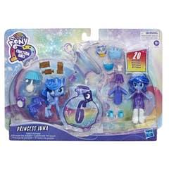 My Little Pony E9188 My Little Pony Equestria Girls Princesa de Pociones Princesa Luna