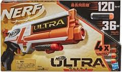 Nerf E9216 Lanzador Ultra Four
