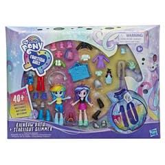 My Little Pony E9253 My Little Pony Equestria Girls Brigada de la Moda Rainbow Dash y Starlight
