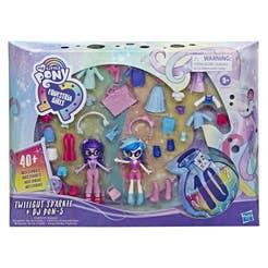 My Little Pony E9254 My Little Pony Equestria Girls Brigada de la ModaTwilight Sparkle Y DJ Pon 3