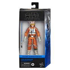 Star Wars The Black Series - Luke Skywalker (Snowspeeder) a escala de 15 cm - Star Wars: El Imperio contraataca
