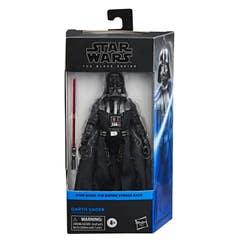 Star Wars The Black Series - Darth Vader de 15 cm - Star Wars: El Imperio contraataca - Edad: 4+
