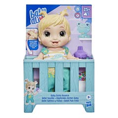 BABY ALIVE E9427 Movers Y Shakers Bounce Aa