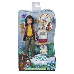 DISNEY PRINCESS E9469 Rai Strength And Style Set