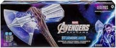 Hasbro Marvel Avengers: Endgame Hacha Electrónica Premiun Stormbreaker E9967