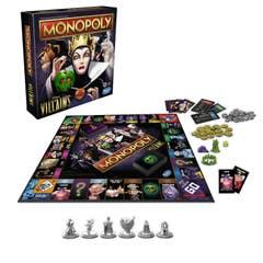 Monopoly F0091 Villains
