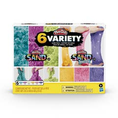 PLAY-DOH F0103 Sand Variety Pack