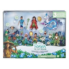 DISNEY PRINCESS F0124 Rai Land Of Kumandra Set