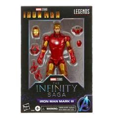 PREVENTA Marvel F0184 MVL LEGENDS INFINITY 1 IRON MAN
