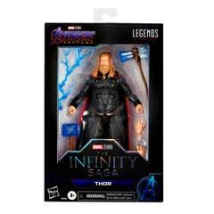 Hasbro Marvel Legends Series - Figura de Thor de 15 cm - Con diseño premium y 5 accesorios