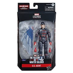 PREVENTA Marvel F0246 AVN LEGENDS MSE US AGENT
