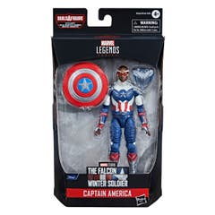 PREVENTA Marvel F0328 AVN LEGENDS MSE FALCON