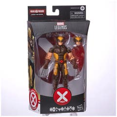 PREVENTA Marvel X Men Legends F0169 (Wolverine)