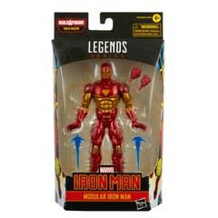 PREVENTA Marvel F0355 COMICS LEGENDS 1 Modular Iron Man
