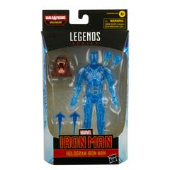 Marvel F0358 COMICS LEGENDS 4 Hologram Iron Man